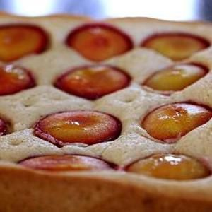 Dimply Plum Cake | Food. Vegan-ish. | Pinterest