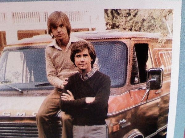 the hardy boys mysteries from 1977 starring shawn cassidy and parker stevenson- i loved this show -shawn cassidy was also a singer.