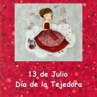 Expo Lanas y Tejidos: 13 de Julio - Día de las tejedoras