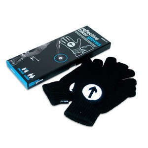 These reflective biker gloves by SUCK UK cost £15 are a great safety feature to consider the next time your out on your bike after dark. They prove that sometimes simplicity is best. #GetOnYourBike