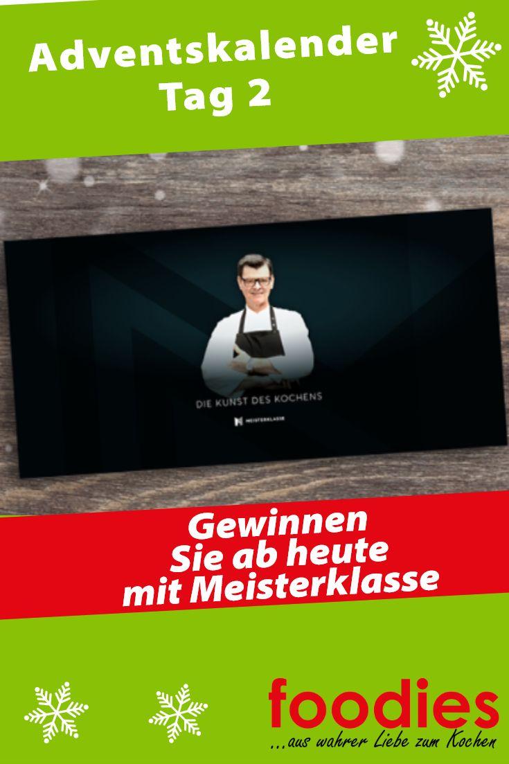 Foodies Aus Wahrer Liebe Zum Kochen Adventkalender Adventskalender Gewinnspiel Mitmachen Und Gewinnen