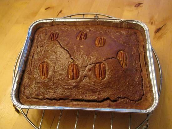 Recept Brownies Met Extra Veel Noten (koolhydraat Arm!) | Smulweb.nl