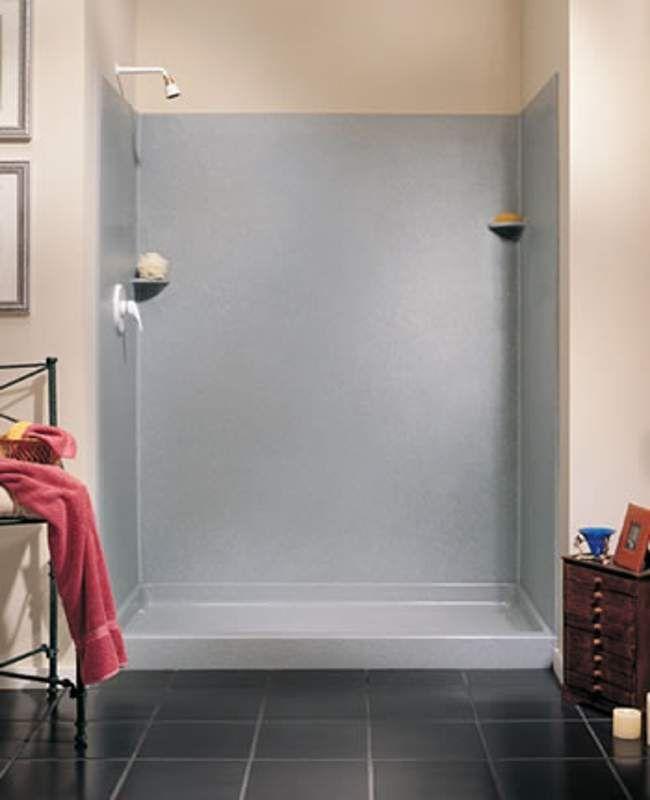 The 25+ best Shower wall kits ideas on Pinterest   Shower walls ...