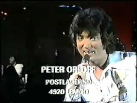 Peter Orloff - Immer wenn ich Josy seh 1977