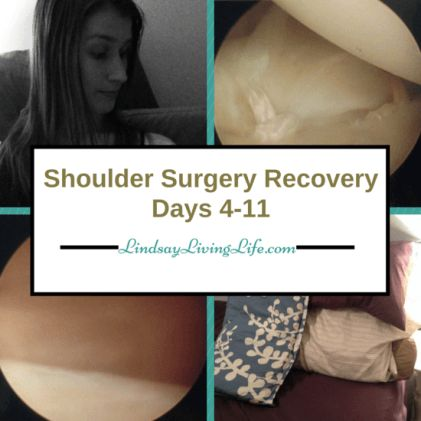 Labrum Repair Days 4-11