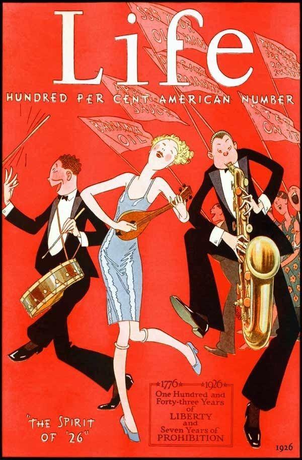 1926 prohibition jazz flapper music saxophone speak easy ...
