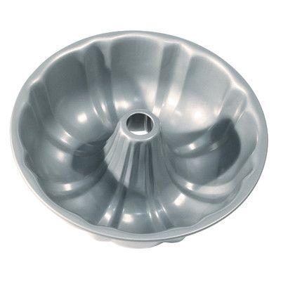 Fox Run Craftsmen Non Stick Fluted Cake Pan with Center Tube 4485