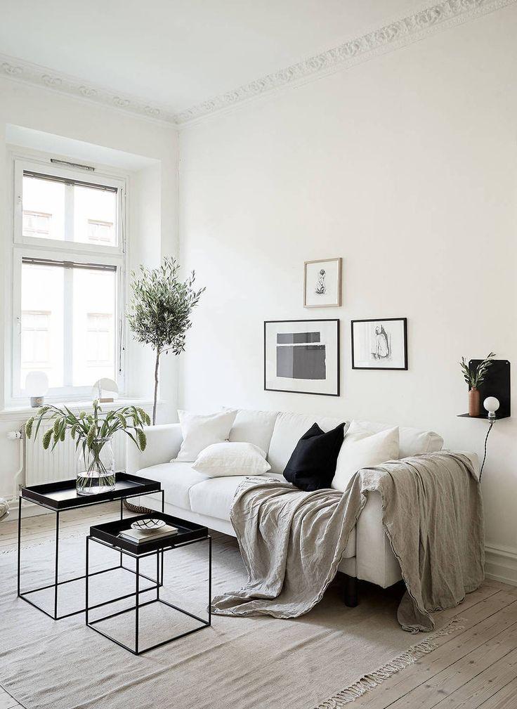 Home in a natural color palette - via Coco Lapine Design blog