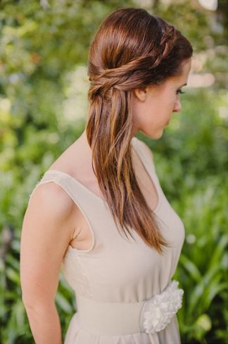 How To Keep Your Hair Healthy For Your Wedding Day #Beauty Magazine tying to discover,#Beauty Problem, #BeautyTips, #BridalFashion, #Makeuptips, #Skincare and #Bridal #Hairstyles