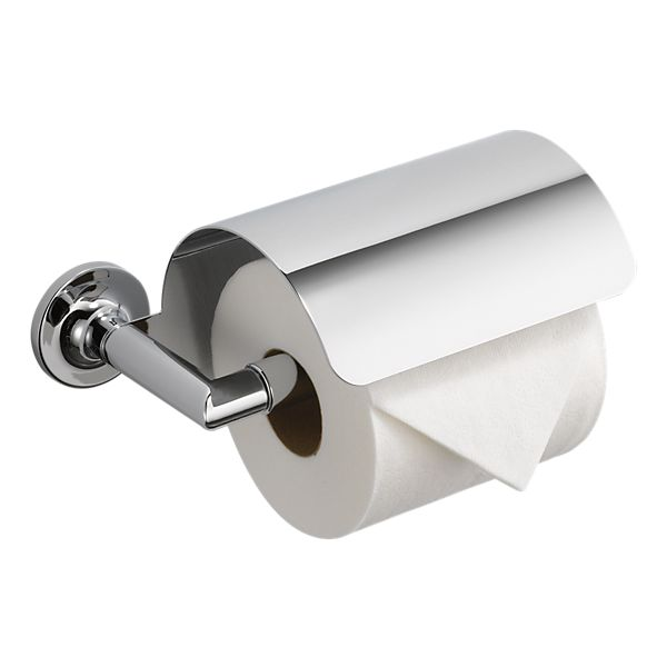 Tissue Holder : 695075-PC : Odin™ : Bath : Brizo