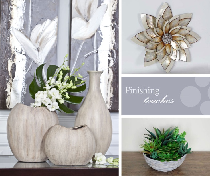 pretty neutrals--I love that flower, but I have no place to put it.  Isn't that the way it goes?