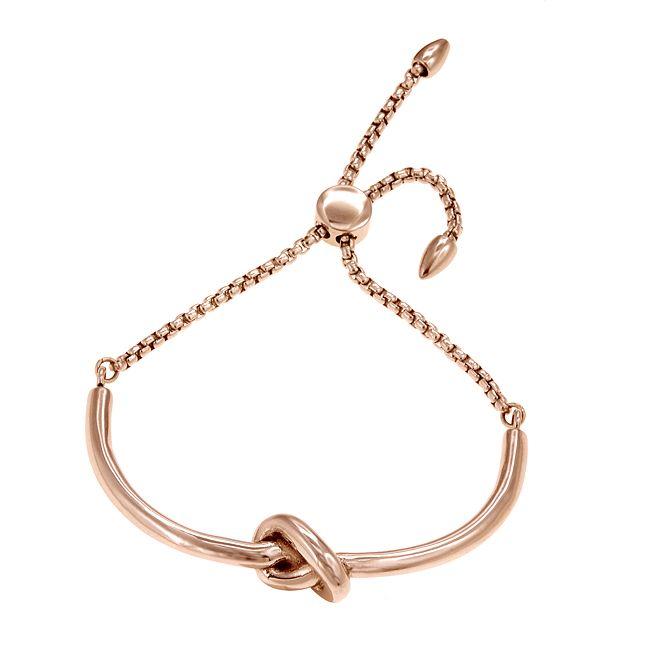 Ingnell Jewellery - Ella bracelet rose. Stainless steel. ingnelljewellery.com