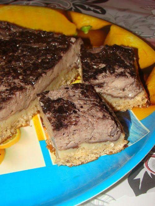 Cristina's world: Prajitura Chocoflan - dukan style