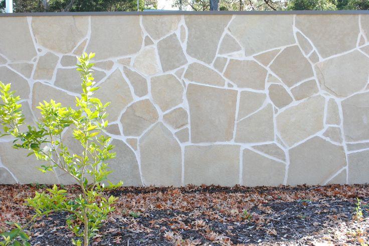 Amber Crazy Paving - Limestone- 15-35mm thick http://www.edwardstiles.com.au/product/amber-random-15-35mm-random-crazy/