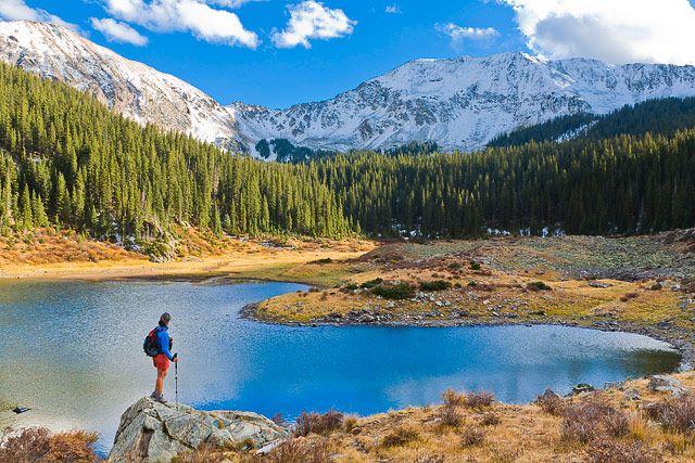 ....in Taos Ski Valley, New Mexico, USA