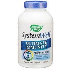 System Well intareste toate cele 7 componente ale sistemului imunitar: circulator, limfatic, epidermic, respirator, sistemic, celular, digestiv.