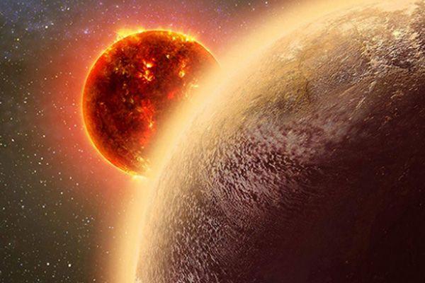 Dünyadan yaklaşık 650 ışık yılı uzaklıktaki gezegenin yüzey sıcaklığının 4 bin 300 derece olduğu tespit edildi.