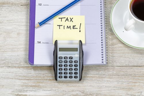 The tax return deadline – finance resolutions for 2016