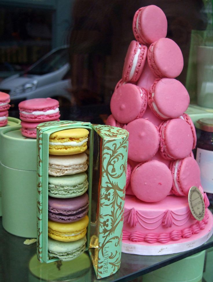 116 Best Laduree Window Displays For Miniature Shadowbox