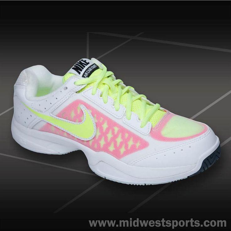 Nike Air Cage Court Womens Tennis Shoe $65