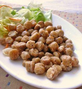 旨っ♪カリカリごぼうの甘辛揚げ by moj [クックパッド] 簡単おいしいみんなのレシピが251万品