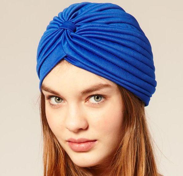 Turbantes de moda                                                                                                                                                                                 Más