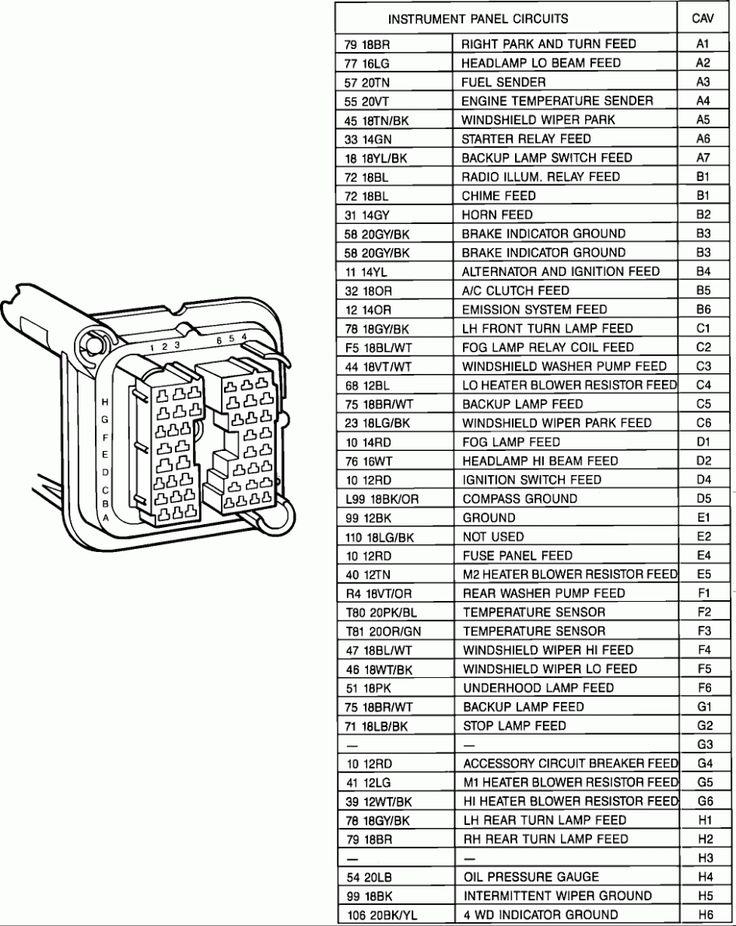 Engine Wiring Diagram Jeep Tj Obd Engine Wiring Diagram