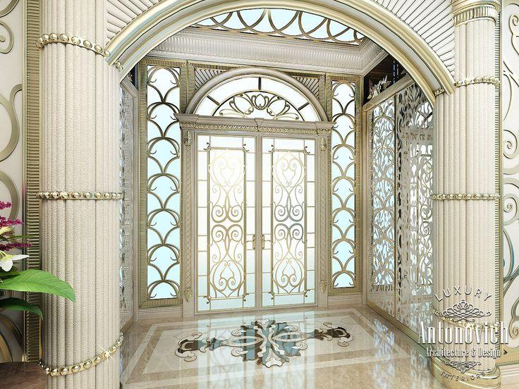 Foyer Decor Uae : Best antonovich home interior design elegant