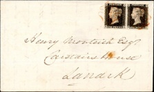 """philately - The study or collection of postage stamps.    The first stamps were issued in Great Britain in 1840 and were used to indicate that the costs of mailing had been prepaid by the sender.    One who collects stamps is a philatelist.    Used stamps are often more highly valued if they remain on their original envelope or """"cover"""" as philatelists say."""