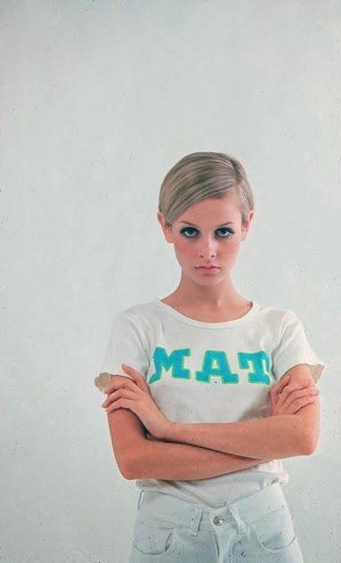 Dear Twiggy,     I write to you with a request, an invitatio...