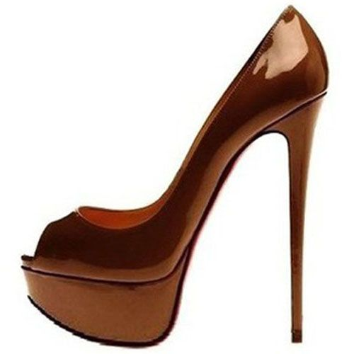 85 best images about christian louboutin on Pinterest | Pump, Peep toe pumps  and Red bottoms