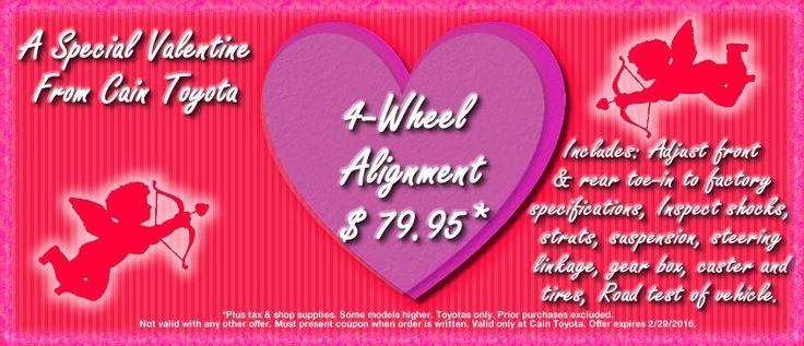 Alignment deals houston