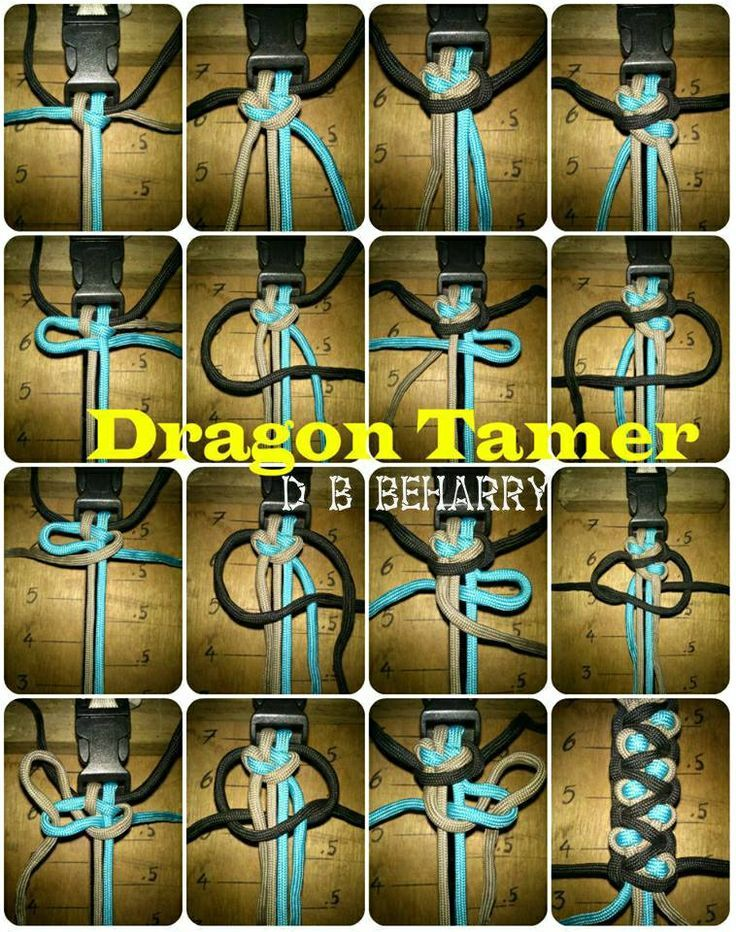 "Here's a new weave: The ""Dragon Tamer"" by D.B. Beharry. Give it a shot, and let us see what you've made"