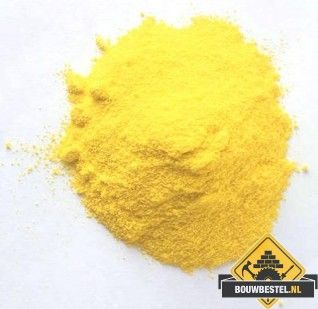 Cementkleurstof - Geel (0,5kg)
