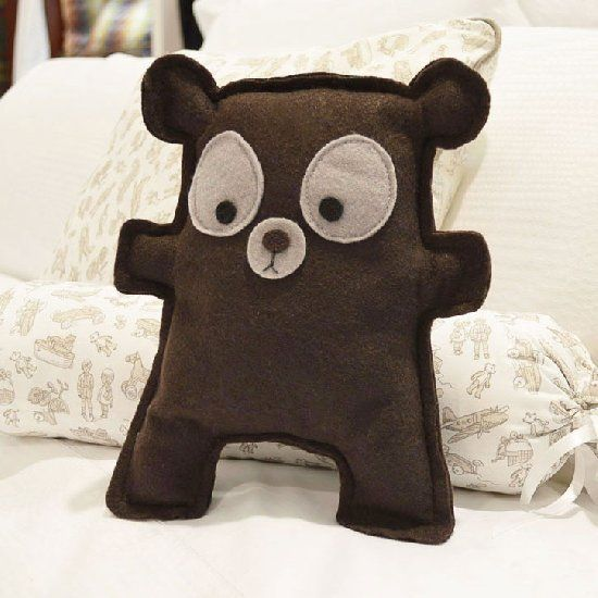 Cuddly Teddy Bear Pattern & Tutorial... easy to make for crafters and non crafters alike