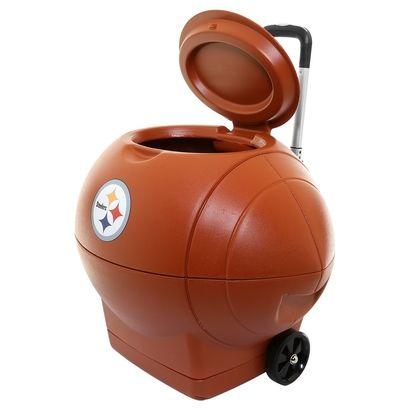 Hielera Figura Balón NFL Pittsburgh Steelers - Tienda NFL