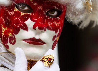 Máscaras de Carnaval - 2012