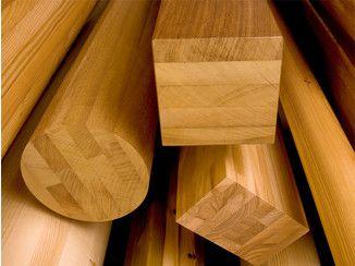 Poutre en bois Lamellé collé avec bois durs - Simonin