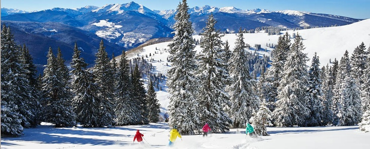 Official Vail Ski Resort - Vail, Colorado Hotels and Resorts | http://www.vail.com