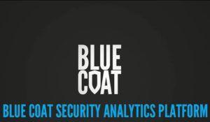 Blue Coat biedt nieuwe mogelijkheden in Security Analytics…