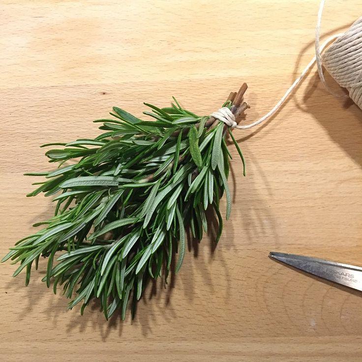 Tips til hva du kan gjøre med urtene før vinteren.