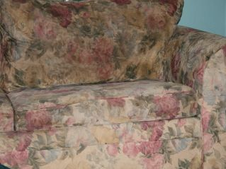 furniture upholstery cleaner. all natural upholstery cleaner- couch half clean furniture cleaner