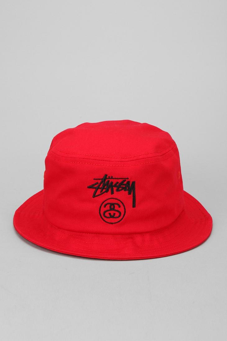 Stussy Stocklock Bucket Hat | Bucket hat, Buckets and Hats