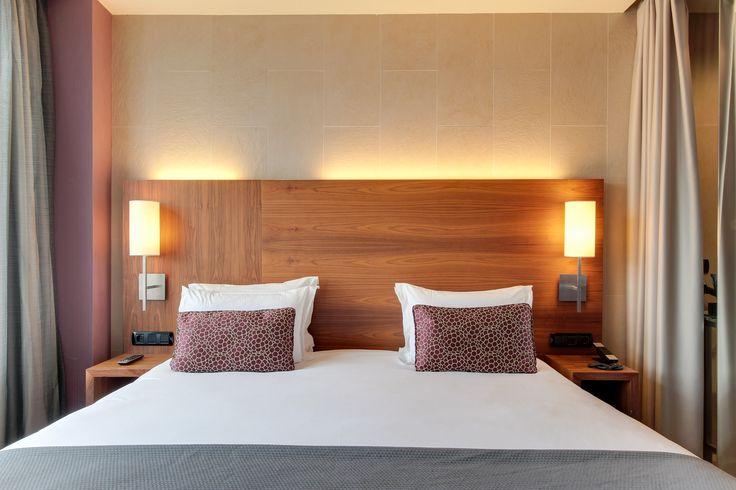 Habitación doble - Rafaelhoteles Badalona
