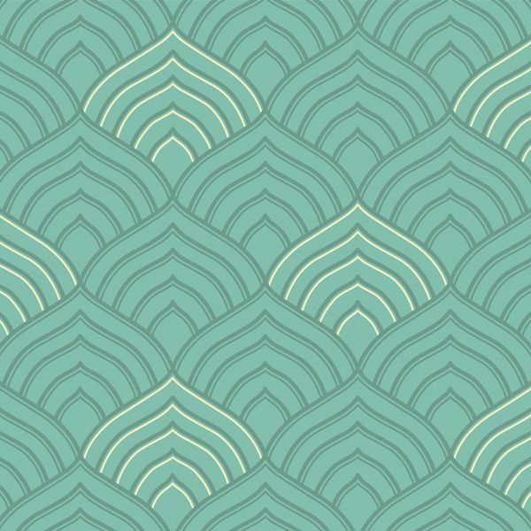 Art Deco Patterns: 17 Best Ideas About Art Deco Illustration On Pinterest