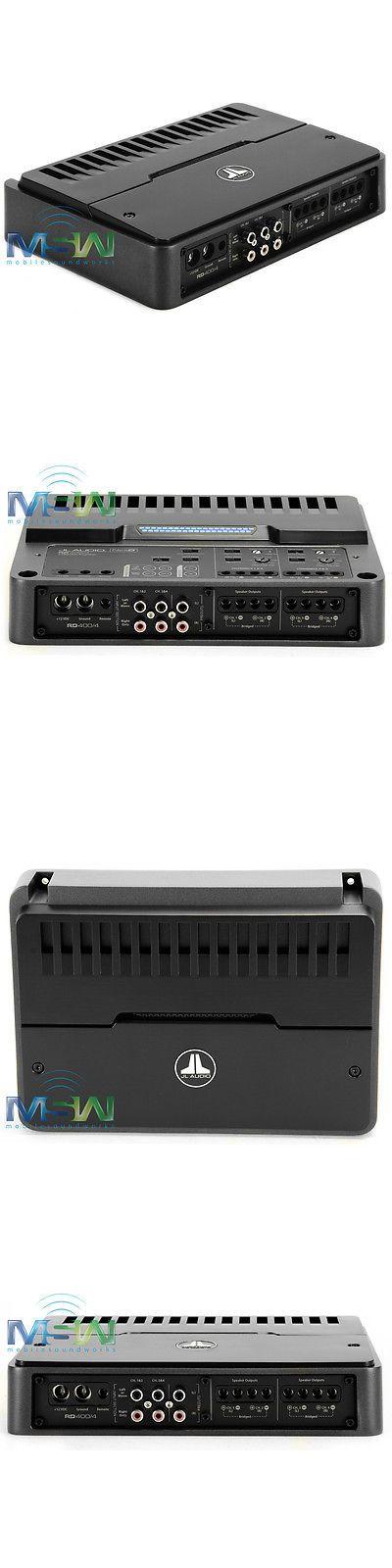 "17 best ideas about car audio amplifier audio car amplifiers new jl audio rd400 4 rd series nexdâ""¢ 4"