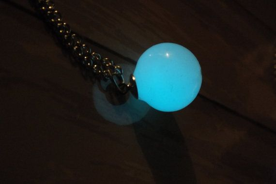 Glass Aerith's Holy Materia Shard Dragon Souls Glows by GeekOUTlet