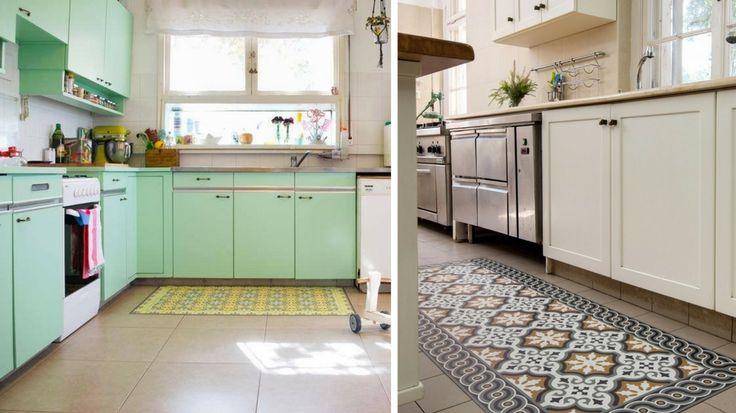 15 best aménagement cuisine images on Pinterest Kitchen ideas - adhesif pour plan de travail cuisine
