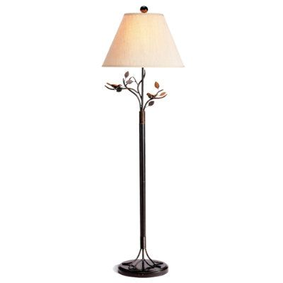 aviary floor lamp to match aviary table lamp grandin road home. Black Bedroom Furniture Sets. Home Design Ideas
