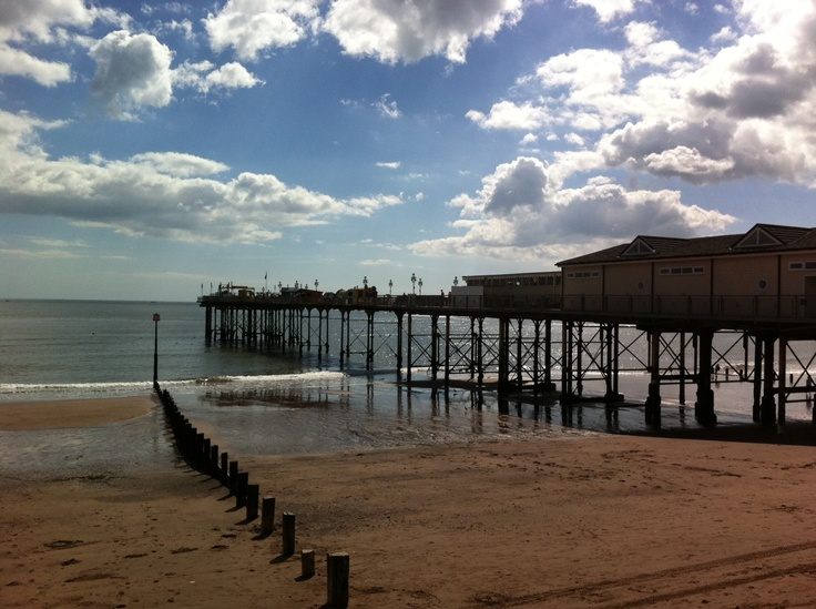 Teignmouth Pier on a nice day!
